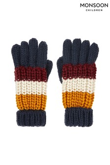 Monsoon Oliver Stripe Gloves