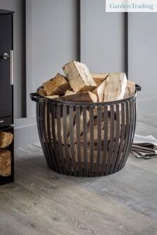 Garden Trading Lodge Log Basket
