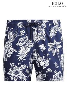 Polo Ralph Lauren Floral Bear Swim Shorts