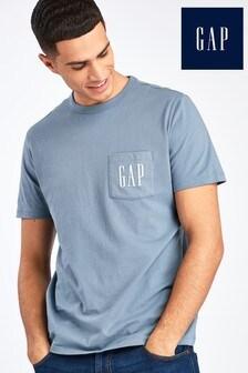 Gap Grey Logo T-Shirt