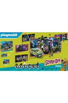 Playmobil® 70362 Scooby Doo! Adventure On The Cemetery