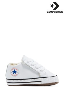 Converse Crib Chuck Leather Trainers
