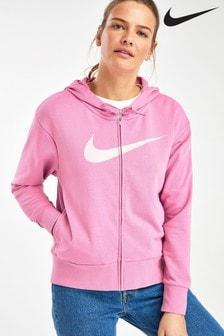 Nike Dri-FIT Get Fit Zip Through Fleece Training Hoody