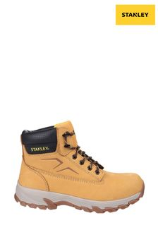 Stanley Yellow Tradesman Safety Boots