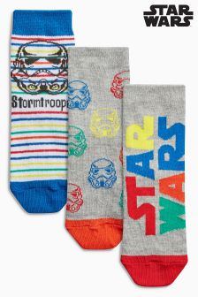 Star Wars™ Socks Three Pack (Younger)