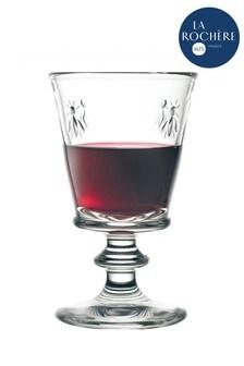 Set of 6 La Rochère Bee Wine Glasses