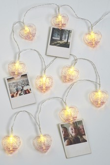 Heart Clip Line Lights