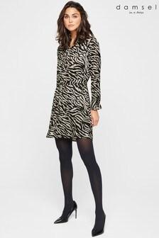 Damsel In A Dress Aimee Zebra Tunic