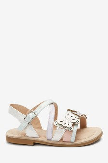3D Butterfly Sandals (Younger)