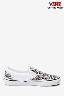 Vans Snake Slip-On Trainers