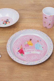 5 Piece True Princess Breakfast Set