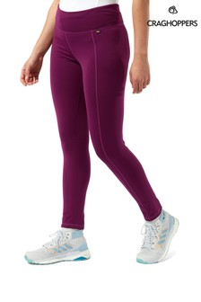 Craghoppers Purple Velocity Leggings