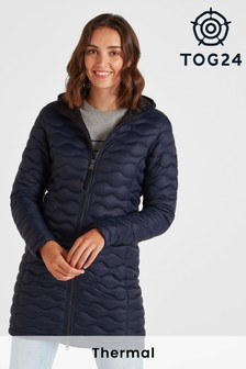Tog 24 Womens Blue Eastby Thermal Jacket