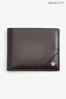 GANT Brown Leather Wallet