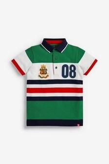 Colourblock Polo (3-16yrs)