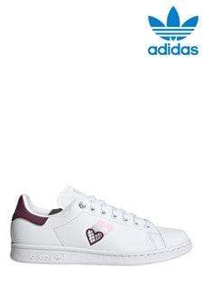 adidas Originals Stan Heart Trainers