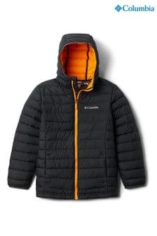 Columbia Grey Youth Powder Lite Jacket