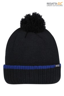 Regatta Black Davion Bobble Hat III