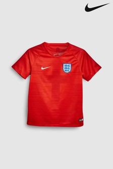 Nike Breathe England Stadium Kids Football Mini Kit