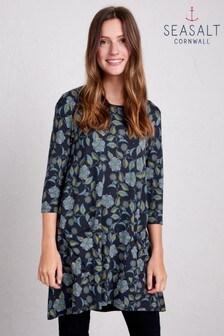Seasalt Blue Longor Dress