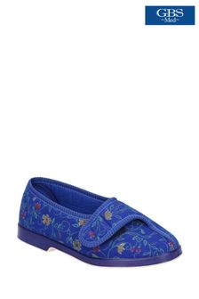 GBS Blue Wilma Slippers