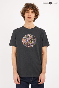 Pretty Green Thornley Logo T-Shirt