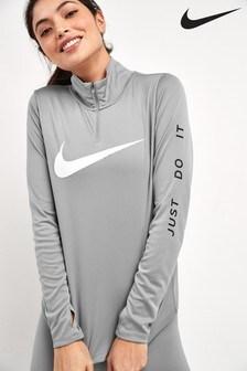 Nike Swoosh 1/4 Zip Running Top