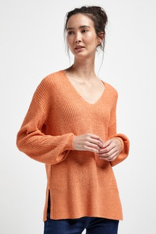 Sleeve Detail Jumper