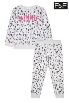 F&F Cream Minnie Mouse™ Twosie