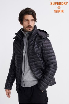 Superdry Black Fuji Jacket