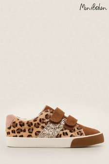 Boden Brown Fun Low Tops