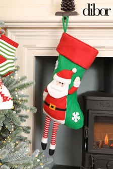 Animated Santa Claus Stocking by Dibor