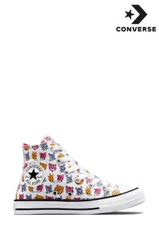 Converse Tiger High Top Youth Trainers
