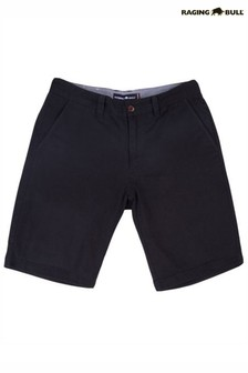 Raging Bull Blue Classic Chino Shorts