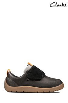 Clarks Black Play Trail T Sports Shoes