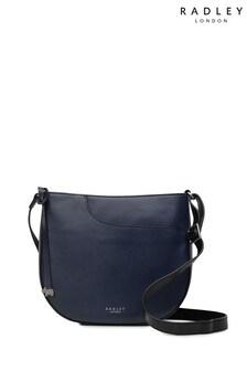 Radley London London Pockets Medium Zip Top Cross Body Bag
