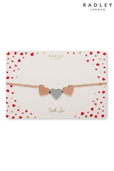 Radley Plated Love Heart Necklace