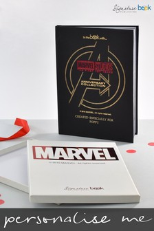 Personalised Marvel® The Avengers Storybook Collection by Signature Book Publishing