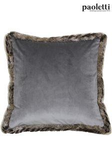 Riva Paoletti Grey Kiruna Cushion