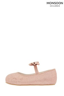 Monsoon Baby Everly Walker Shoes