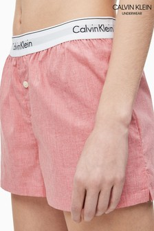 Calvin Klein Pink Modern Cotton Sleep Shorts
