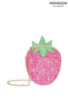 Monsoon Pineberry Glitter Bag