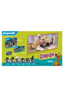 Playmobil® 70363 Scooby Doo! Dinner With Scooby And Shaggy