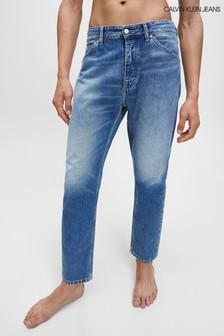 Calvin Klein Jeans Blue Dad Jeans