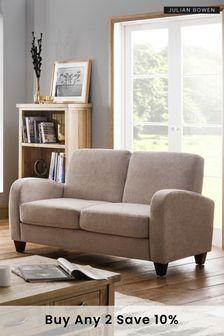 Vivo Mink Sofa Bed by Julian Bowen