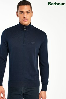 Barbour® Tain Half Zip Jumper