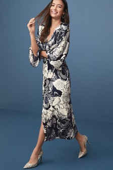 Occasion Kimono Dress