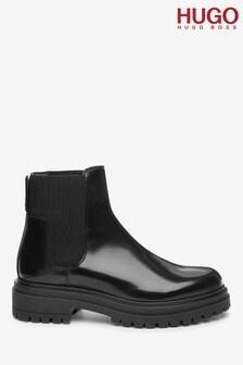 HUGO Alpha Lug Sole Chelsea Boots