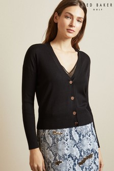 Ted Baker Aubreiy Button Front Knitted Cardigan