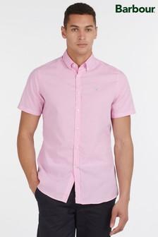 Barbour® Gingham 27 Short Sleeved Tailored Shirt